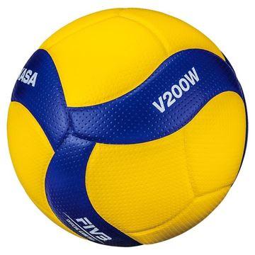 Afbeelding van Volleybal Mikasa V200W FIVB
