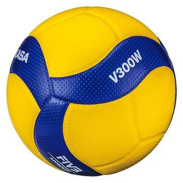 Afbeelding van Volleybal Mikasa V300W
