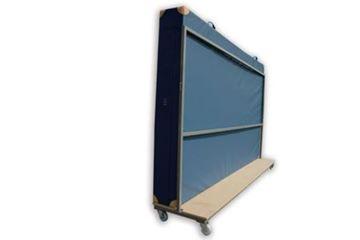Afbeelding van Verticale mattenwagen (dubbel)