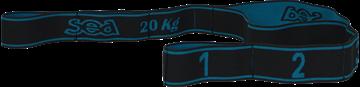 Afbeelding van fitness elastische band - 20kg