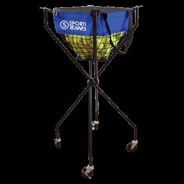 Afbeelding van Mobiele ballenkorf Tennis