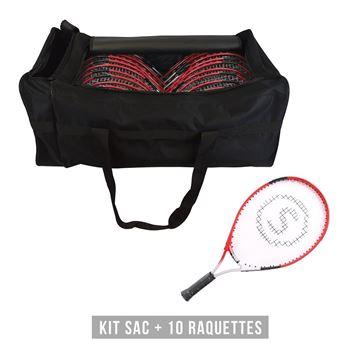 """Afbeelding van Tennisracket JR T600 21"""" (SET/10)"""