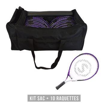 """Afbeelding van Tennisracket JR T500 19"""" (SET/10)"""