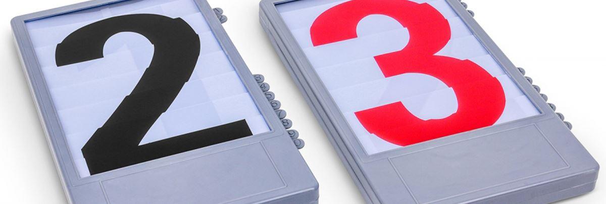 Afbeelding voor categorie Cijfercassettes