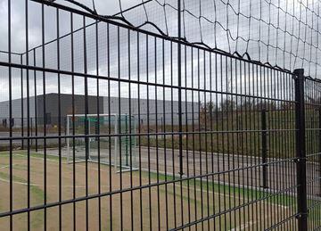 Afbeelding van Ballenvanger, net/staalmat, op maat