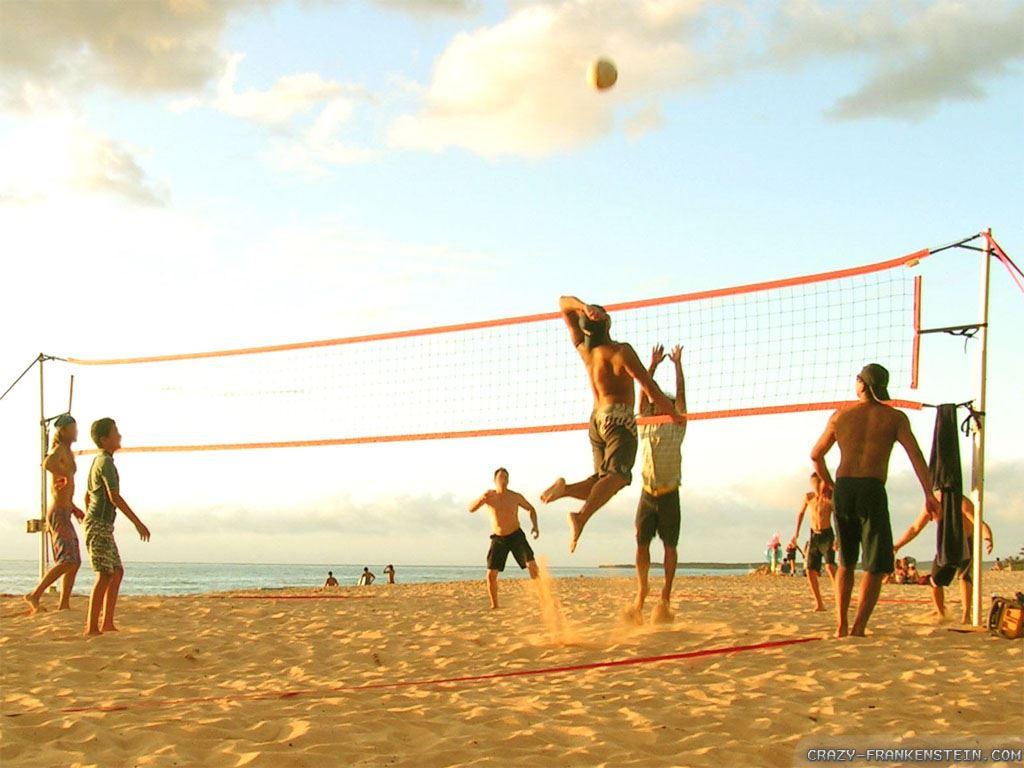 Afbeelding voor categorie Beach Volleybal