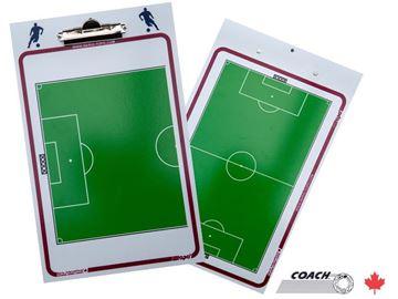 Afbeelding van Tactiekbord - clipboard - TOPO, voetbal