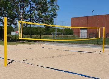 Afbeelding van Beach Volleybal palen PRO (Verplaatsbaar)
