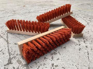 Afbeelding van Shoecleaner / Schoenenborstel / Voetenveger, set vervangborstels