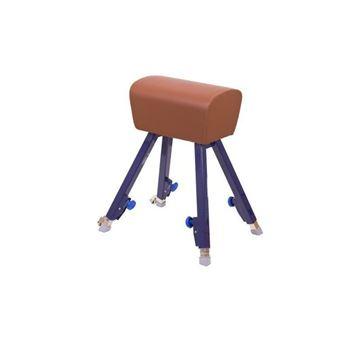 Afbeelding van Turnbok, staal, 0,90-1,30m - SCHOOL