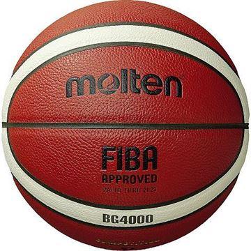 Afbeelding van Molten basketbal B7G4000 (ex B7GFX)
