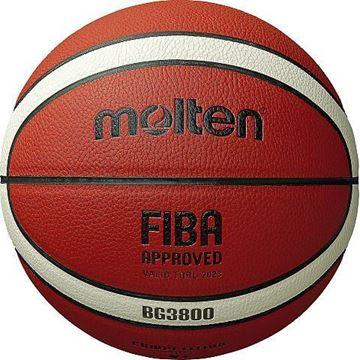 Afbeelding van Molten basketbal B7G3800 (ex B7GMX)