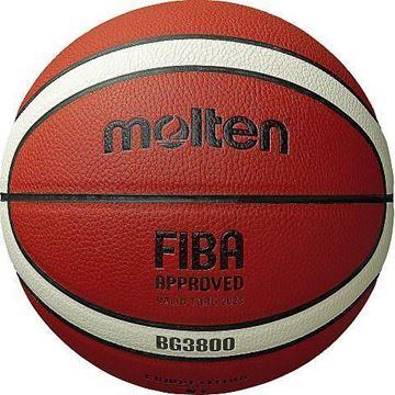 Afbeelding van Molten basketbal B5G3800 (ex B5GMX)