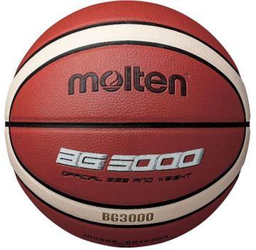 Afbeelding van Molten basketbal B6G3000 (ex B6GHX)