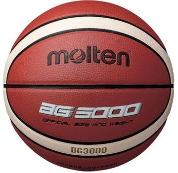 Afbeelding van Molten basketbal B5G3000 (ex B5GHX)