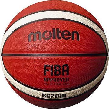 Afbeelding van Molten basketbal B5G2010 (ex B5GRD-D)