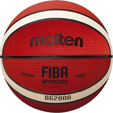 Afbeelding van Molten basketbal B7G2000 (ex B7GR)