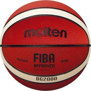 Afbeelding van Molten basketbal B6G2000 (ex B6GR)