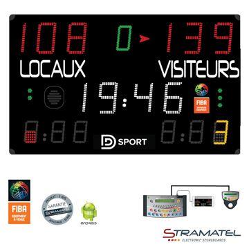 Afbeelding van Elektronisch Scorebord 452MB7000 - PRO