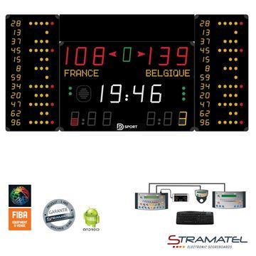 Afbeelding van Elektronisch Scorebord 452MD7120 - PRO
