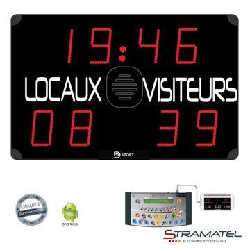 Afbeelding van Elektronisch Scorebord 452ME800 - ECO