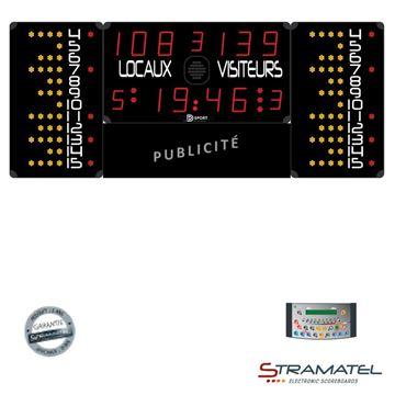 Afbeelding van Elektronisch Scorebord 452ME3020 - ECO