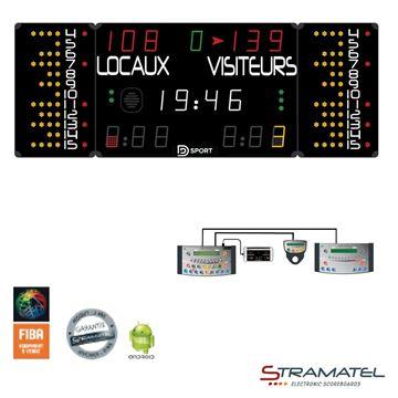 Afbeelding van Elektronisch Scorebord 452MS7020 - AMATEUR