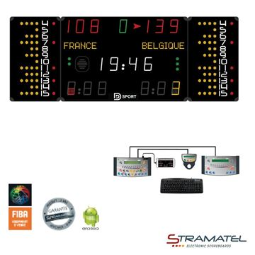 Afbeelding van Elektronisch Scorebord 452MS7120 - AMATEUR