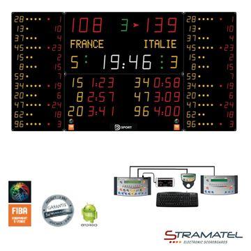 Afbeelding van Elektronisch Scorebord 452MF3123-12 - SUPERPRO