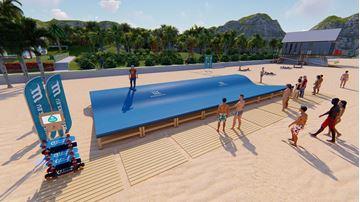 Afbeelding van Urban Waver - Wavepark WMC3
